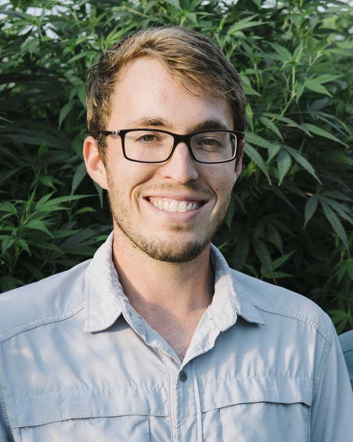 Matt Spitzer, Triangle Hemp Founder