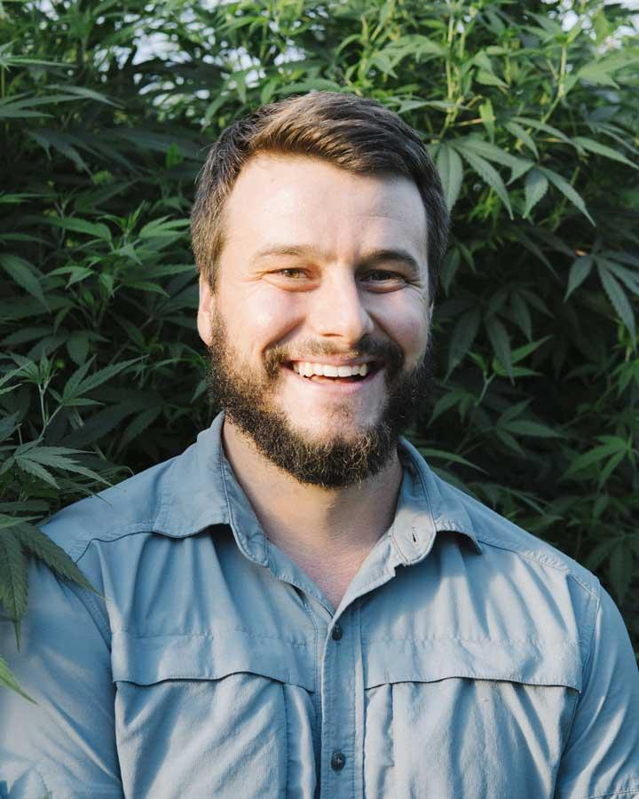 Chase Werner, Triangle Hemp Founder
